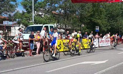 Ciclismo, a Covo trionfa il cremonese Bertesago
