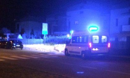 Tre incidenti e un'aggressione tra Bassa e Cremasco SIRENE DI NOTTE