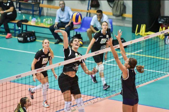 Volley femminile, l'Abo Offanengo conquista un punto a Trescore