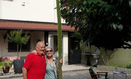 Un fiore di quasi quattro metri a Treviglio (e cresce ancora)