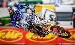 """Gianluca Facchetti """"vola"""" con la sua moto VIDEO"""