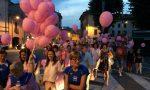 Treviglio si tinge di rosa contro la violenza sulle donne FOTO