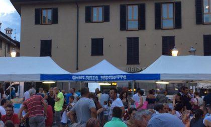 Festa della porchetta in piazza...ed è subito estate FOTO