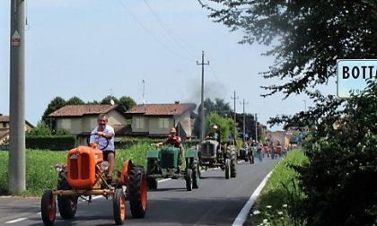 Festa dell'agricoltura, bolidi d'epoca invadono Ricengo e Bottaiano FOTO
