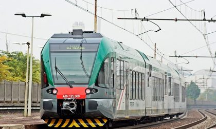 Investito dal treno a Chiuduno, circolazione sospesa sulla Lecco-Bergamo-Brescia