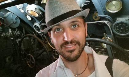 Il trevigliese Vito Cilluffo alla corte di Renato Zero