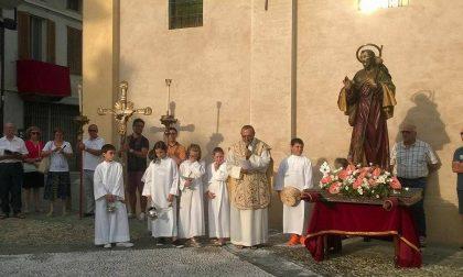 La parrocchia festeggia San Rocco FOTO