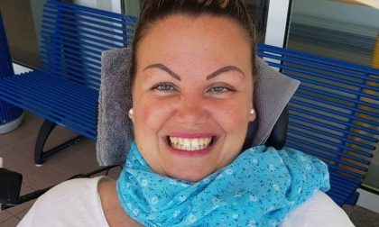 Giada e la forza di un sorriso: dall'incidente alla paralisi, ora ha scritto un libro