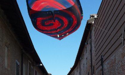 Barche volanti a Soncino: ecco la Biennale