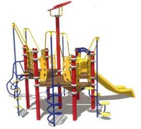 Nuovi giochi per i bimbi: un'area dedicata anche in Piazza Setti