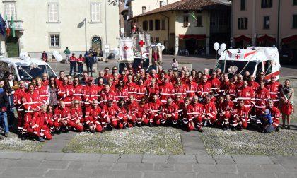La Croce Rossa di Urgnano spegne 40 candeline