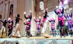 Il festival del Folklore incanta la Bassa FOTO