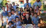 Auguri a Luigina Benigni, ha 105 anni la più anziana di Cologno