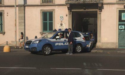Controlli a tappeto della Polizia: quattro denunce e un arresto