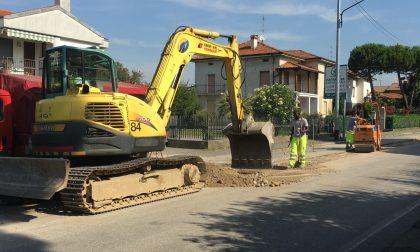 Proroga bis per i lavori sulla ex Statale: Arcene resta bloccata