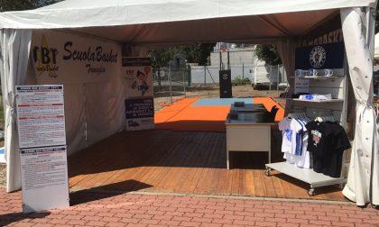 La Blu Basket aspetta gli appassionati alla Gerundium Fest