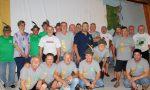 Le Penne nere di Pontirolo abbracciano l'Abruzzo FOTO