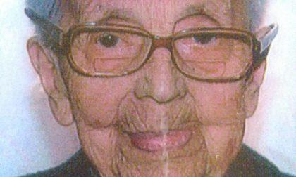E' morta Luigia Bombelli, la centenaria di Nosadello