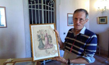 In villa Barni un tesoro del 1800
