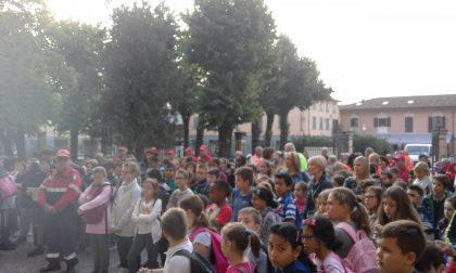 Oltre 200 bambini alla scoperta della città FOTO