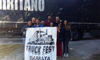 Truckfest, un camion di solidarietà per i terremotati FOTO