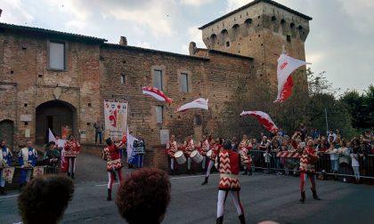 Romano medievale batte anche il maltempo FOTO