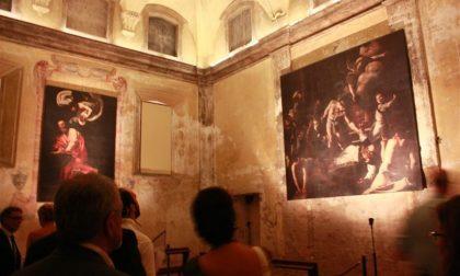 Metti un Caravaggio all'Autogrill. Anzi, tre