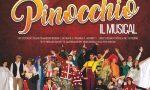 Pinocchio in tournée: gli appuntamenti del musical dei ragazzi di Cologno