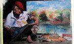 Una mostra per realizzare il murales ai Salesiani