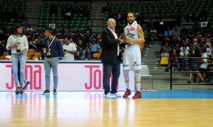 """Doppia sconfitta per la Remer Treviglio al """"Trofeo Lombardia"""" di basket FOTO"""