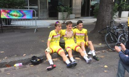 Ciclismo: il primo tricolore alla S.c. Pedale Toscano Ponticino