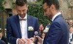 Alessio e Mirko hanno coronato il loro sogno d'amore