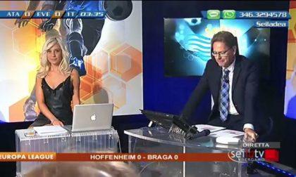 Gloria e il calcio: una passione che arriva in Tv