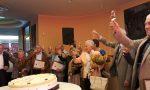 Insieme da 50 anni, premiate sette coppie d'oro FOTO