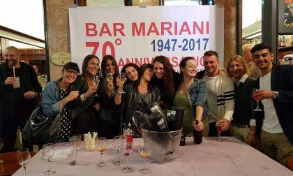 """Il """"Bar Mariani"""" compie 70 anni"""