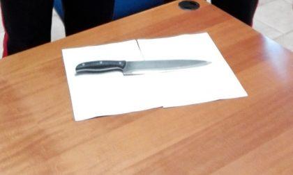 Minaccia sua madre con un coltello: voleva  i soldi per la droga, arrestato 30enne