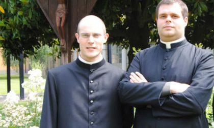Casirate saluta il vicario don Pierluigi dopo sette anni