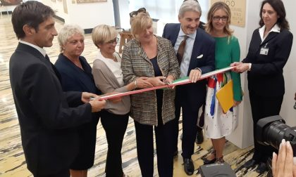 Marius Stroppa, inaugurata la mostra del genio pandinese al Pirellone