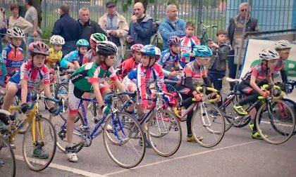 Ciclismo, i Giovanissimi a Boltiere