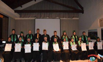 Quattro dottori honoris causa FOTO