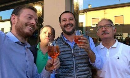 Stasera Salvini a Martinengo: governo o voto?