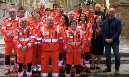 Venticinque anni di servizio per la Croce Verde