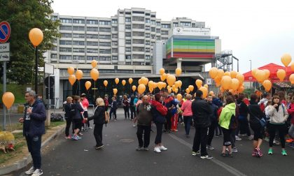Una camminata di cinque chilometri per la prevenzione del cancro - FOTO