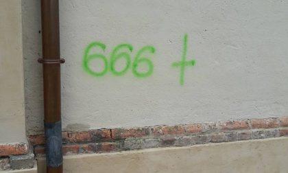 Vandalizzato con scritte sataniche il santuario appena restaurato