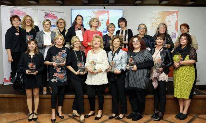 Volontarie bergamasche premiate per le Parrucche di Cancro Primo Aiuto