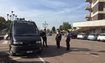 """Piazza Affari: la """"Stazione mobile"""" dei carabinieri potenzia il controllo sulle torri"""