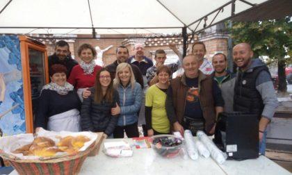 Festa del Ringraziamento: il maltempo non ferma i pieranichesi