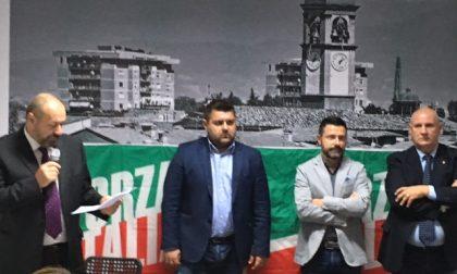 Nasce Forza Italia a Ciserano: lo scontro è su Zingonia