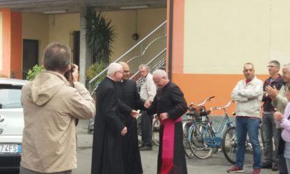 Benvenuto don Marco: la comunità di Palosco ha accolto così il nuovo parroco - FOTO