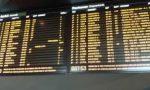 Traffico ferroviario in tilt, linee bloccate per un guasto informatico